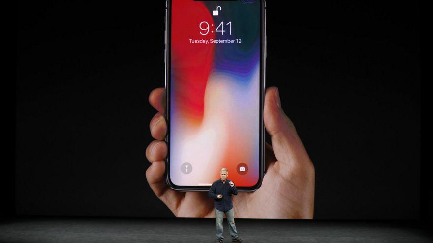 Warum verdient Samsung am iPhone X?