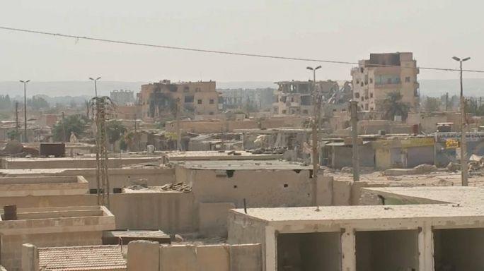 Россия заявила об уничтожении боевиков ИГ в Сирии
