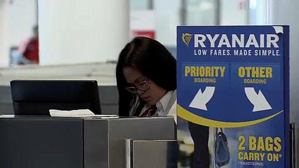 Parlamento europeu debate Ryanair