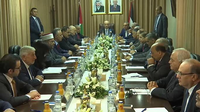 Palestinian push for unity