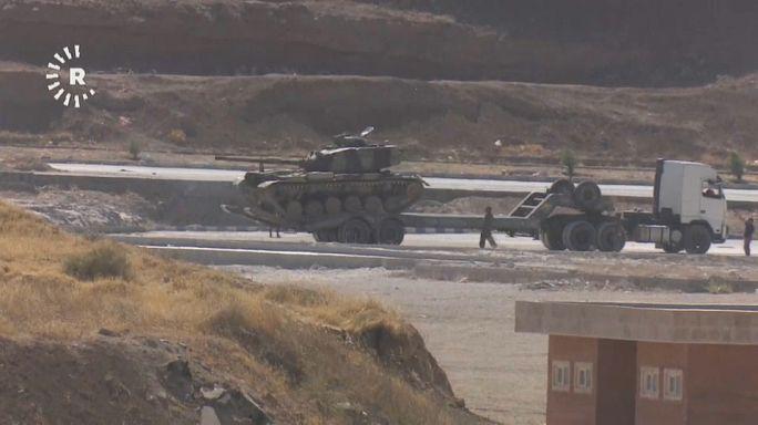 Iran, Irak und Türkei drohen den Kurden