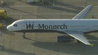 Monarch CEO 'absolutely devastated' by airline's failure