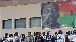 Burkina Faso : lancement de la collecte de fonds pour le mémorial Thomas Sankara