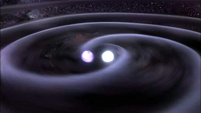 """""""A gravitációs hullámok az űr torzulásai"""""""