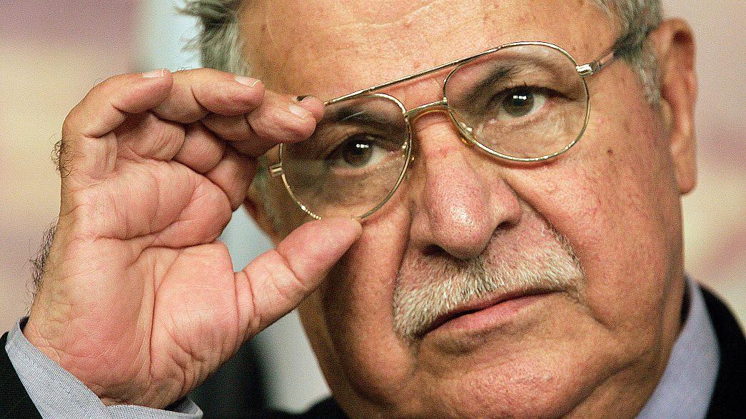 Умер экс-президент Ирака Талабани