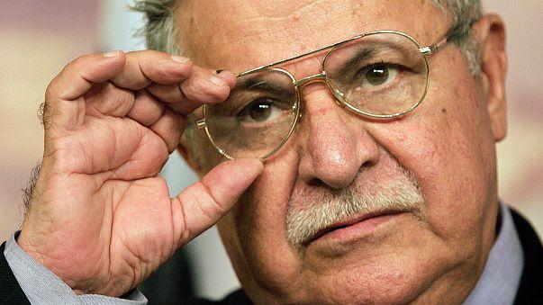 Morreu o primeiro curdo a chegar à presidência do Iraque