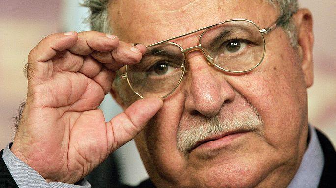 Elhunyt az egyik legfontosabb kurd politikus, Dzsalál Talabáni