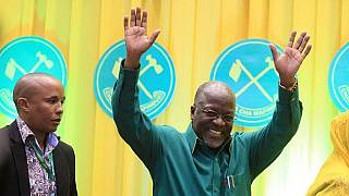Tanzania president John Magufuli discloses his salary on TV