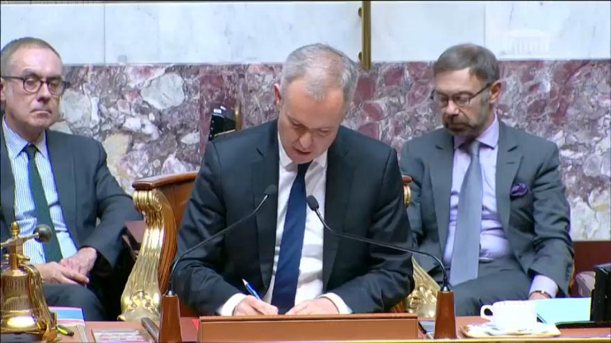 France : le projet de loi antiterroriste adopté