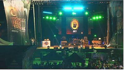 Le Nigeria a son festival de bière