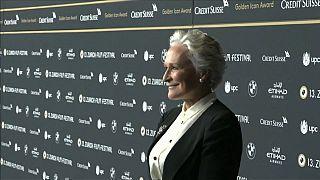 Close e Polanski brilham em Zurique