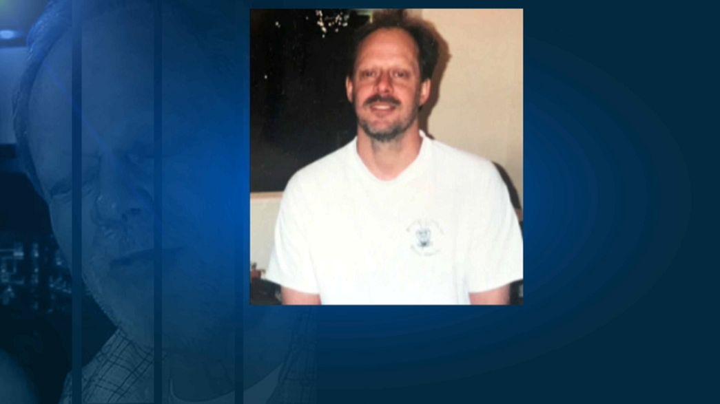 Vegas saldırganının güvenlik kamera görüntüleri yayınlandı