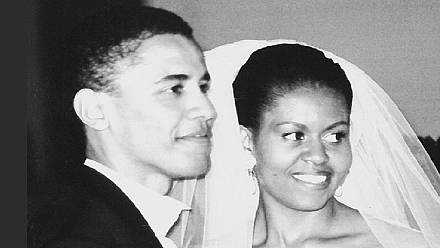 Michelle Obama celebrates 'extraordinary' Barack on 25th wedding anniversary