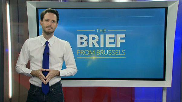 Katalonien, Brexit - unsere Themen in The Brief From Brussels