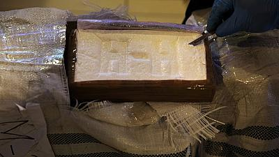 Maroc : saisie record de 2,5 tonnes de cocaïne brute