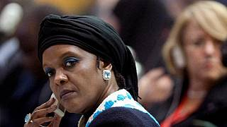Zimbabwe journalist charged over Grace Mugabe underwear donation story