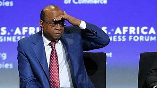 """""""La corruption en Afrique est soutenue par les hommes d'affaires européens, chinois et américains"""" - Mo Ibrahim"""