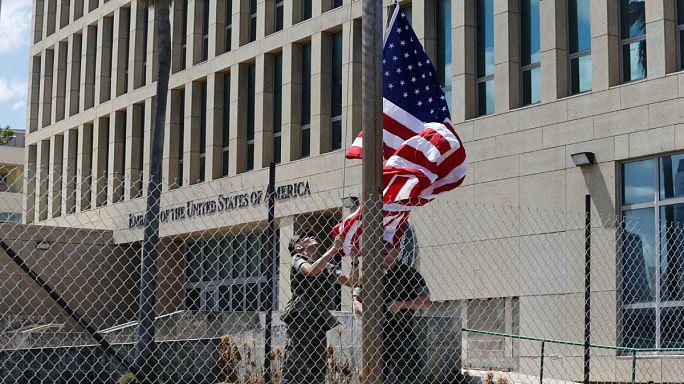 US expels Cuban diplomats as relations worsen