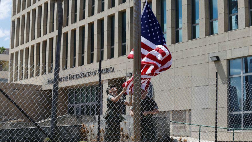 """EUA expulsam 15 diplomatas cubanos após """"ataques sónicos"""""""