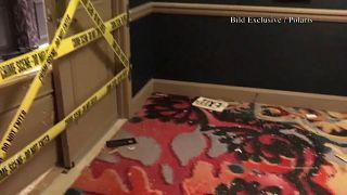 Las Vegas: 11 minutos de horror programado
