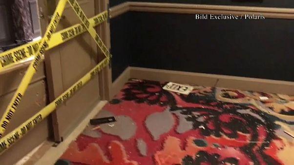 Las Vegas : le FBI interroge la femme du tireur