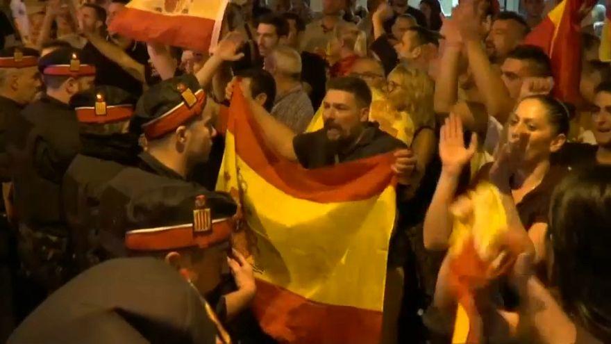 Katalonien: Neue Proteste von Unabhängigkeitsgegnern
