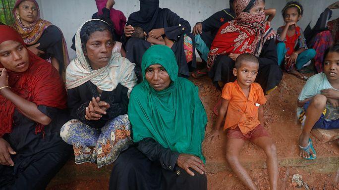 منظمات الإغاثة تحتاج 434 مليون دولار لمعالجة أزمة الروهينغا