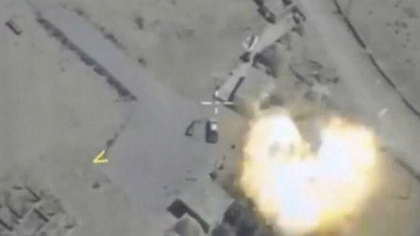 Rusya: 12 El Nusra militanı öldürüldü, örgüt lideri Golani yaralandı