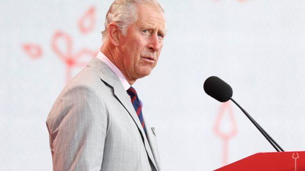 الأمير تشارلز يستثني ميانمار من جولته بآسيا