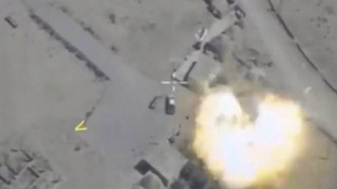 Rússia bombardeia cúpula de grupo islamita na Síria