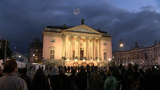 Újra megnyílt a berlini Operaház