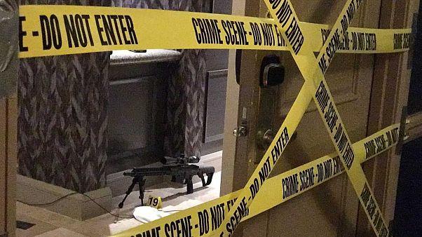 شاهد ماذا وجدت الشرطة داخل غرفة سفاح لاس فيغاس