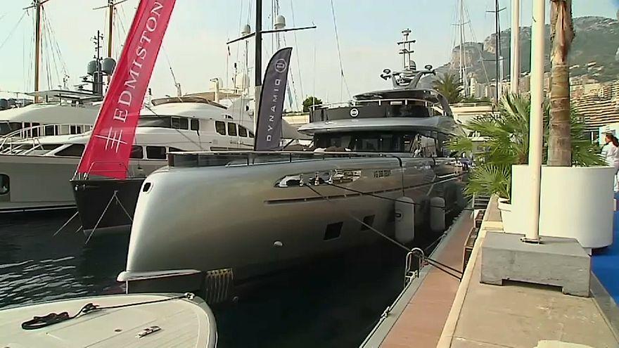 Le yacht de Porsche