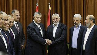 Palestine : Ismaël Haniyeh reçoit le patron du renseignement égyptien