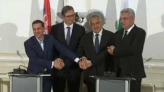 Balkan-Länder drängen auf EU-Beitritt Serbiens