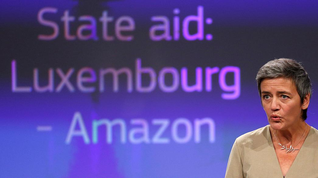 Ofensiva de la UE contra Amazon y Apple