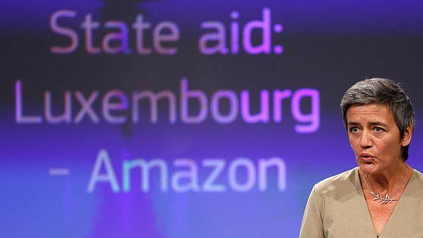 Еврокомиссия оштрафовала Amazon на 250 млн евро