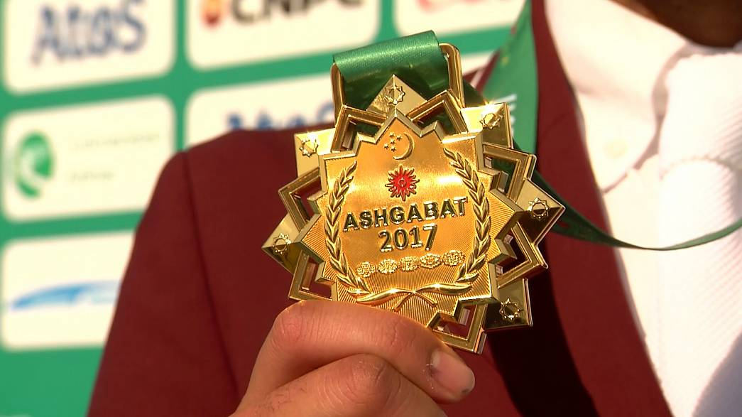 Asian Games end on high note in Ashgabat