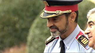 Indagato per sedizione il capo della polizia catalana