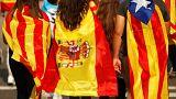 Katalanlar Kral'a rağmen bağımsızlık için diretiyor
