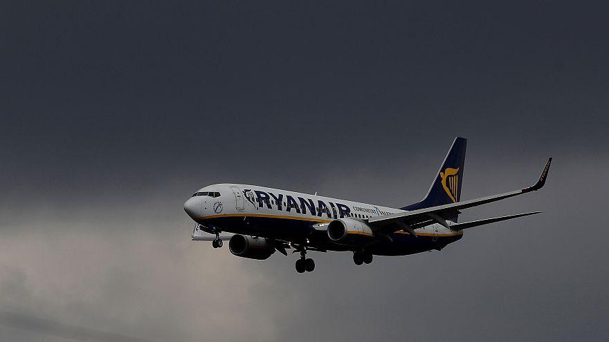 Hoax bomb threat scrambles RAF fighters for Ryanair flight