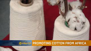 Promotion of 'Cotton' business in Africa [The Morning Call]