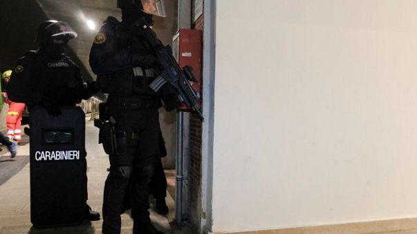 Mafia: 37 arresti tra Italia e Germania, coinvolti due Carabinieri
