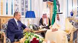 ملک سلمان در مسکو؛ عربستان در پی منصرف کردن روسیه از حمایت ایران