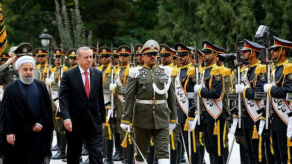 Erdoğan İran'da: İki ülke ticari ilişkilerinde 'yerel para birimi' dönemi başlıyor