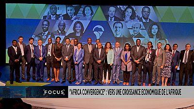 ''Africa Convergence'': vers une croissance économique de l'Afrique