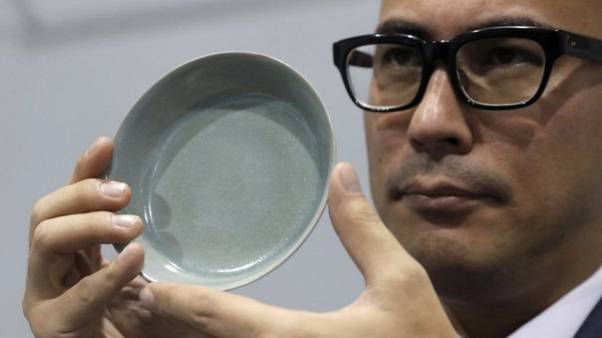 Chinese porcelain bowl sells for 32 mln euros