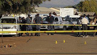 Afrique du Sud : 8 personnes d'une même famille tuées par balle