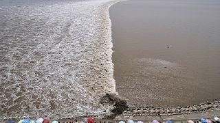 Китай: берегись приливной волны!