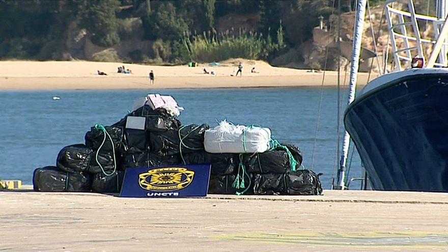 400 kg de cocaína apreendidos em Portimão